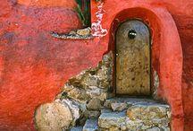 entranceway / by Mary Brassell