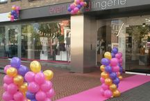 open huis Everybody lingerie