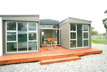 Container homes....
