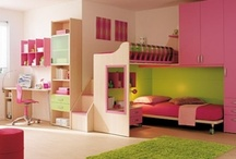 Kids rooms / by Catherine Weare