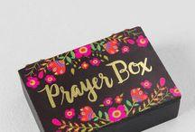 •+• Prayer Boxes •+•