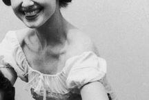 Audrey Hepburn expressions