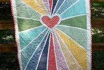Quilt for girls / Deniz için