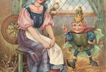 Fairies Elves Gnomes etc / by Huguette Bies