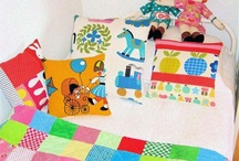 kids bedroom / by Shannon Carr Mosher