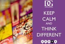 Think Different / Vi presentiamo questa collezione di Glamour Design commercializzata da Portebelle