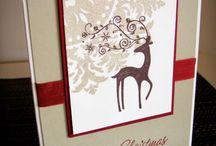 SU kerstkaarten /SU christmascards