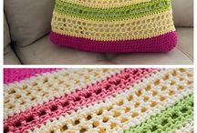 inspirace / háčkování,pletení