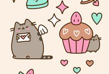 Cute Pusheen Cat