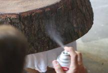 hout van bomen