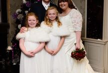 Photo's of our beautiful brides on their special day.