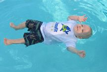 Infant Survival Swim Lessons