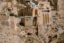 (Greckokatolicki) klasztor jeden na świecie najstarszy.klasztor w Izraelu.