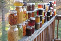 Canning recipes / Canning