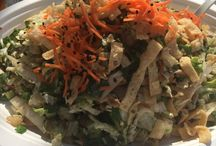 40 Days of Salad - 2015 / Mental challenge to have at least 1 meal with salad / day for forty days.