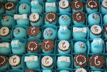 Festa azul tifany