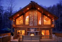 Cabin Weekends / by Amy Whitcomb
