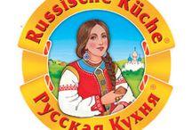 Russische Küche / Rezepte für meine deutsche Freunde