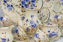 Zsolnay porcelán, eozin, kerámia /Hungary/