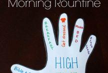 Life - Morning Routine