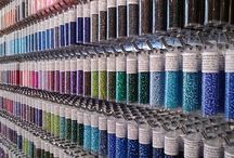 Pretty Pictures of Beads and Jewellery Making