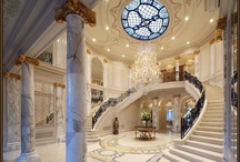 Foyers & Entry Areas / by Cathy Stevenson