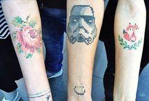 Tattoo ♡ / Tattoo - Inspiration - Ink - Flash design - Tattoo design