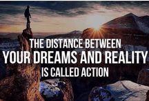 Inspiring Quotes / Inspirational quotes