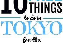 Japan trip project