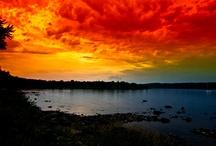 SUNSETS / by Eve-Iwona Makosa