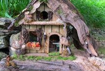 casas de duendes