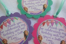Lilly's 7 Year old American Girl Doll Party / by Bethany Bailey