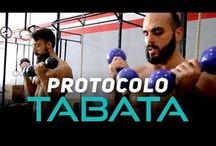 TABATA -EXERCÍCIOS FÍSICOS