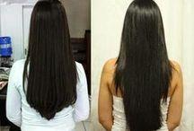 huile indienne et coco pousse cheveux