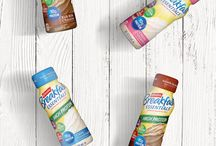 On-the-Go / A morning rush is no excuse to miss breakfast. A nutritious breakfast on-the-go is easy with Carnation Breakfast Essentials®.