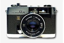 Fuji Fujica camera's