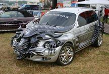 érdekes autók