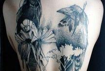 Tattoo / by Kajenna Art