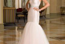La Mariée Sirène / Fabuleuses robes sirénes