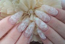 wedding nail* / ネイル