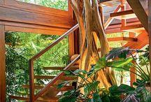 Arq escadas