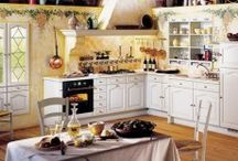 кантри-стиль для кухни