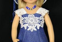 vestiti bambole + patterns