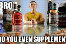 Supplements / Reviews, and everything else.
