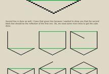 Pixel Art / Pixel art tutorials and compositions.