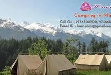 Camping in Manali 17 area