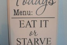 Food! / by Marie Jones