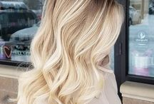 blond highlights