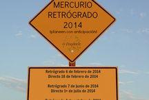 MERCURIO Re ♥ / Todo sobre Mercurio Retrógrado ♥