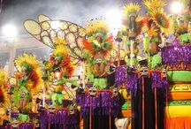 South America Carnival Tours / Beautiful images taken from our Colombia & Brazil Carnival travel collection.